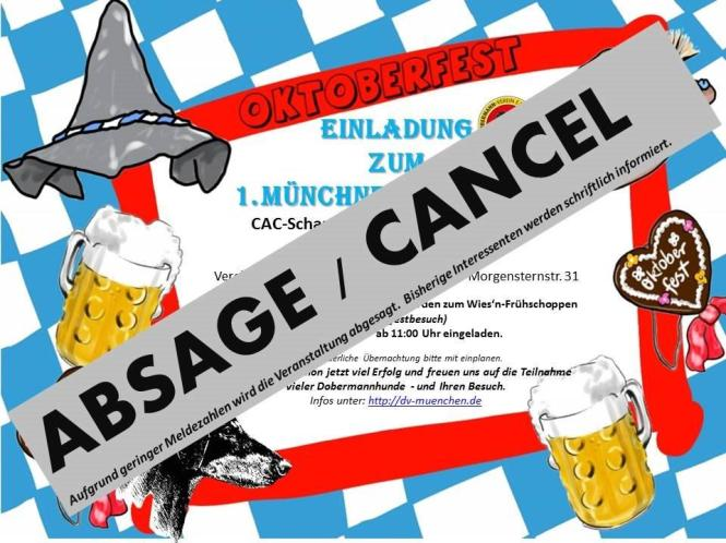 wiesn-cup-absage